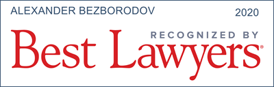 Best Lawyers Russia 2020_Bezborodov
