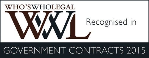 Who's Who Legal Government Contracts 2015